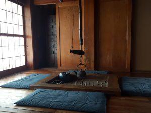 鎌倉ゲストハウス 囲炉裏