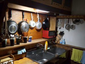鎌倉ゲストハウス キッチン